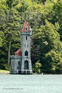 Kingfisher Tower, Point Judith, Otsego Lake, NY