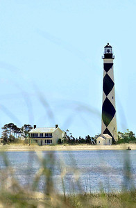 Cape Lookout Lighthouse, Outer Banks, NC