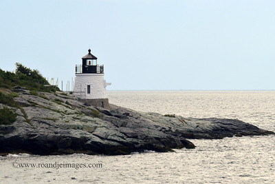 Castle Hill Lighthouse, Narragansett Bay, RI