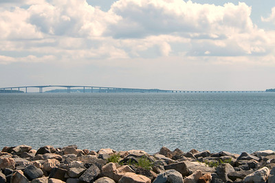 Jamestown Verrazzano Bridge, Narragansett Bay, RI