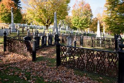 Old Bennington Cemetery, VT