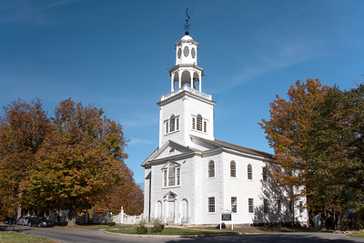 First Congregational Church of Bennington,   Vermont