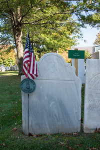 Revolutionary Soldier Grave, Old Bennington   Cemetery, VT