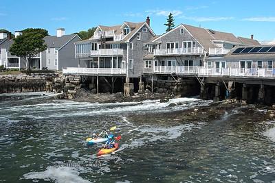 Tidewater Motel, Vinalhaven Island, Maine