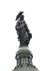 """Statue of Freedom"", United States Capitol, Washington, DC"
