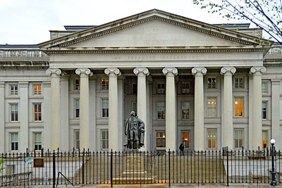 United States Treasury Department, Washington, DC