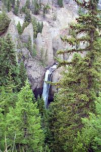 """Tower Falls"", Yellowstone National Park, Wyoming"
