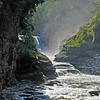 Lower Falls, Letchworth Park