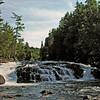Buttermilk Falls on the Raquette River