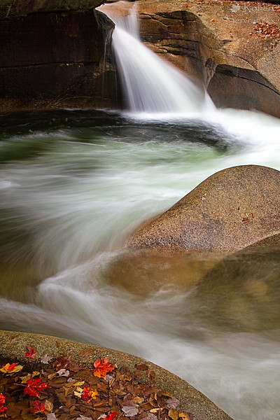The Basin, Franconia Notch State Park