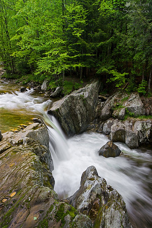 Four Corner Falls, Vermont