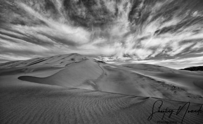 Eureka Dunes, Death Valley National Park, CA