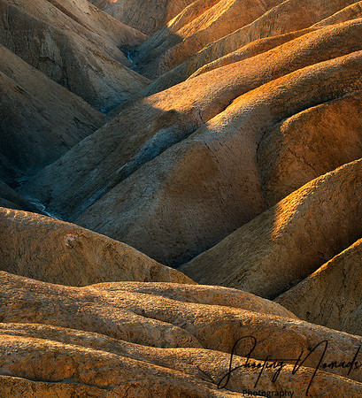Zabrinski Point, Death Valley National Park, CA
