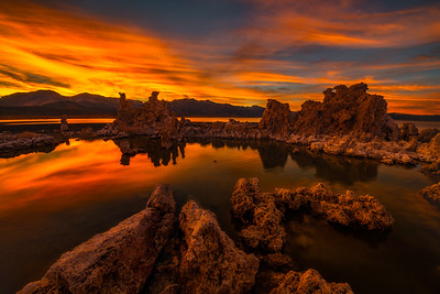 The Glow at Mono Lake