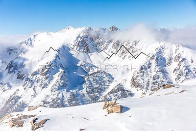 Silverthorne Peak, CO