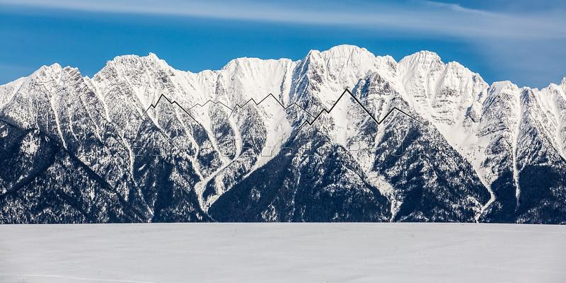 Canadian Rockies, BC, Canada