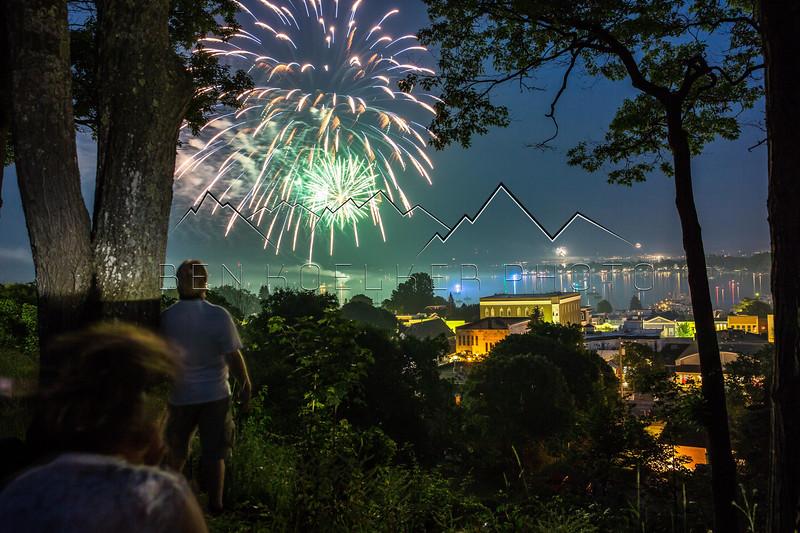 Fireworks! Harbor Springs, MI