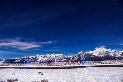 Teton Range, WY