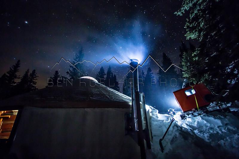 Hidden Treasure Yurts, CO