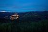 Long Exposure from Bellyache Ridge, CO