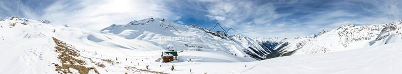 Asulkan Cabin, Rogers Pass, BC Canada