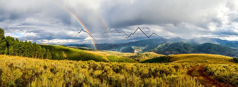 Double Rainbow, Edwards, CO