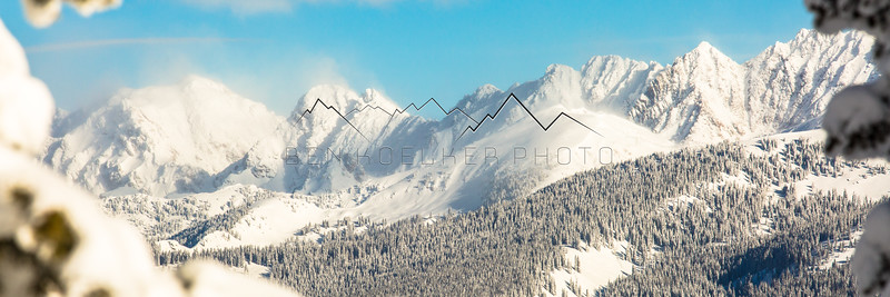Gore Range, CO