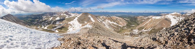 14,036' Mt. Sherman