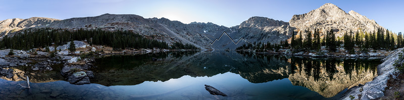 Mystic Island Lake, CO