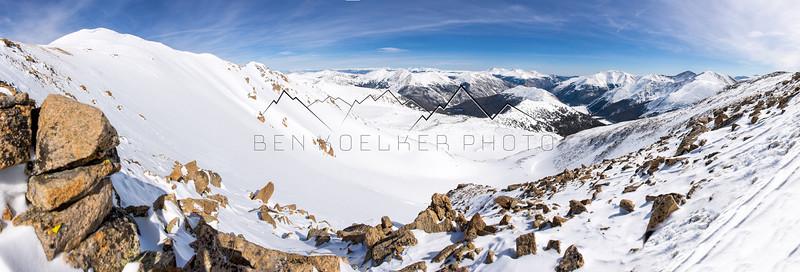 13,215' Hassell Peak, CO
