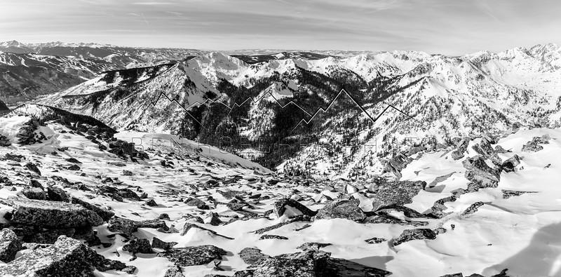 Outpost Peak, CO