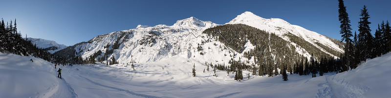 Rogers Pass, BC, Canada
