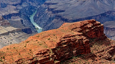 Grand Canyon - Colorado River - South Rim