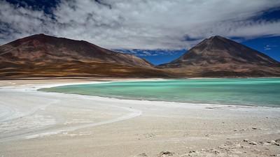 Laguna Verde - Atacama Desert
