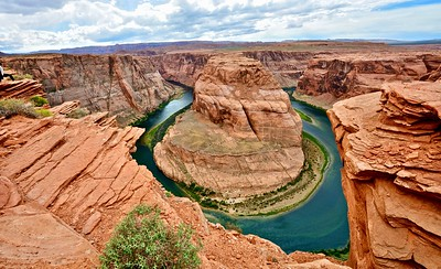 Horsheshoe Bend - Colorado River