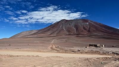Licancabur 5.865 m. Andes