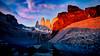 Torres del Paine - Sunrise