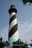The beautiful and historic St Augustine Lighthouse.