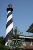 One of my all time favorite places to be - the St Augustine Lighthouse.
