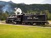 White Pass Narrow Gauge Locomotive