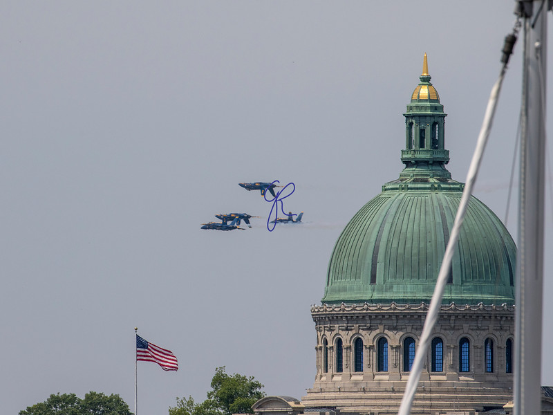 Blue Angels, Annapolis