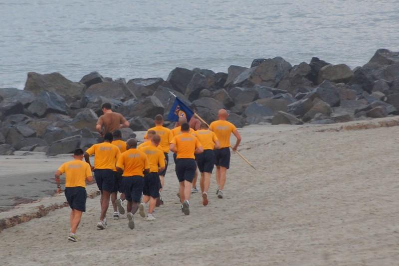 San Diego - Training on the beach September 22-25, 2010