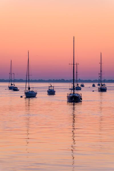 Newburyport Harbor