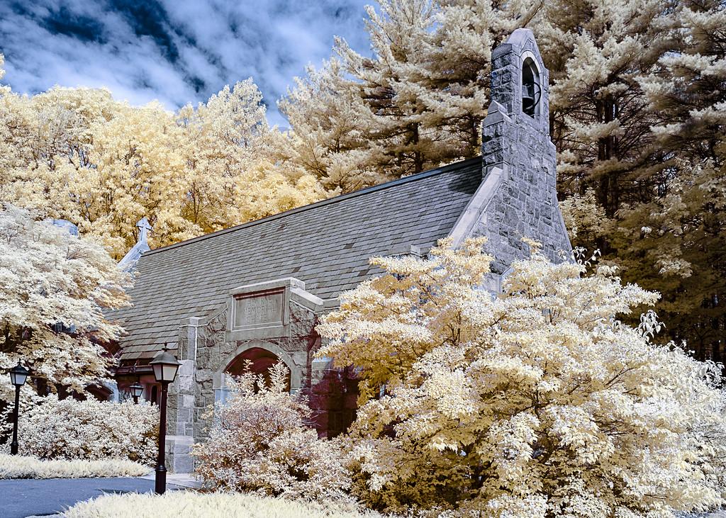 Alvirne Chapel