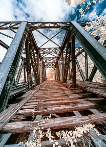 Old Railroad Bridge