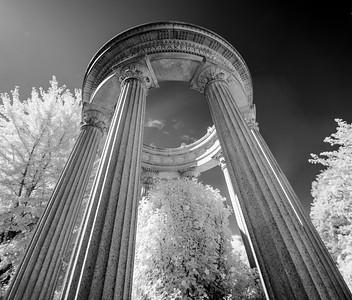 Mary Baker Eddy  monument