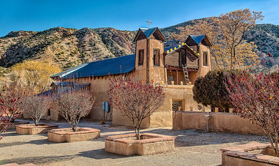 Church in northern NM