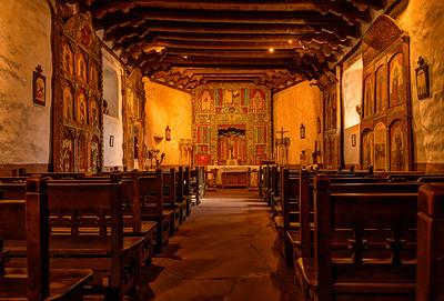 Spanish period churdch