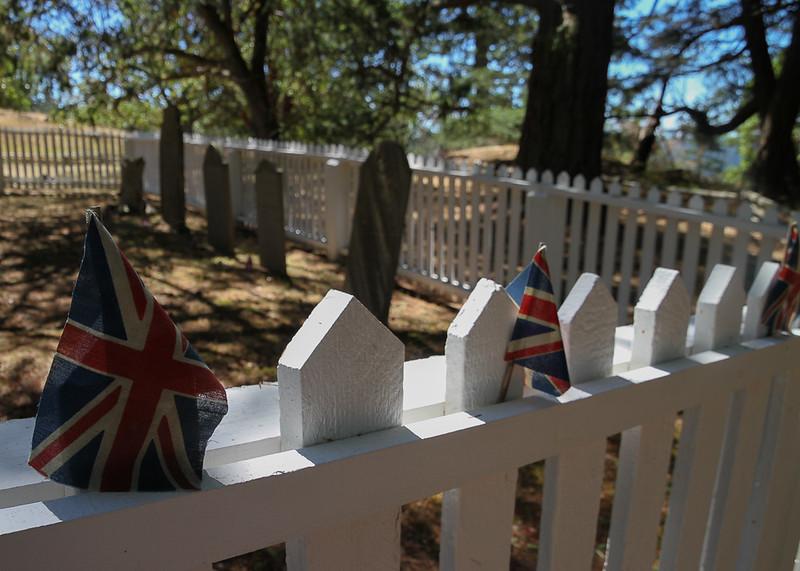 English Camp Cemetery