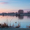 Frosty Winter Dawn